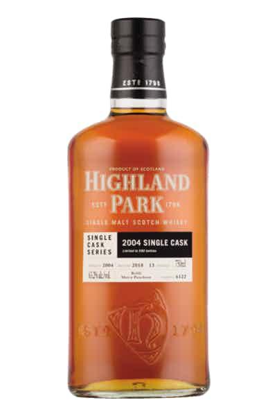 Highland Park 2004 Single Malt Scotch