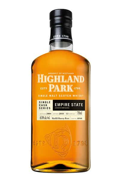 Highland Park Single Cask Series Empire State Edition