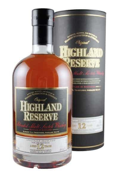 Highland Reserve 12 Year