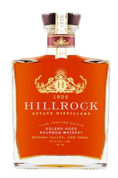 Hillrock Solera Bourbon