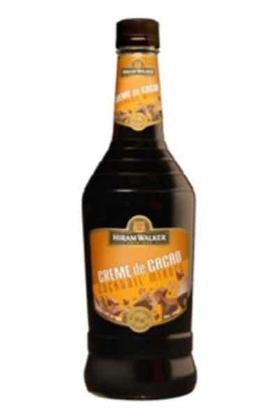 Hiram Walker Creme de Cocoa Brown Liqueur