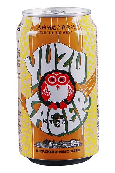 Hitachino Nest Yuzu Lager