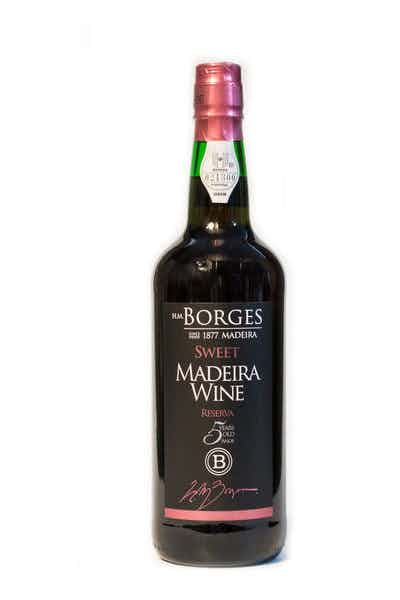 H.M. Borges Sweet Madeira 5 Year Old