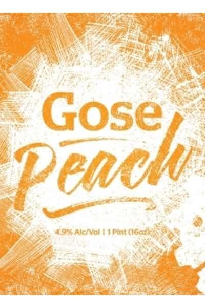 Hoboken Peach Gose