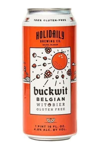 Holidaily Favorite Buckwit Belgian Witobier