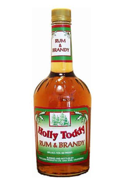 Holly Toddy Rum & Brandy