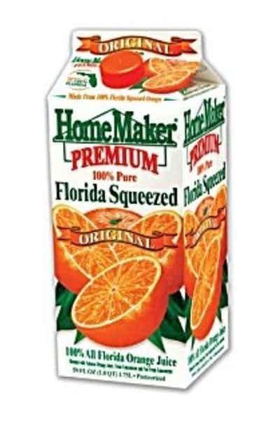 Homemaker 100% Florida Original Orange Juice