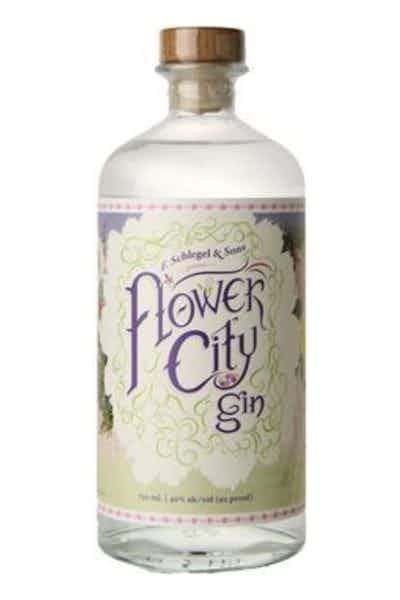 Honeoye Falls Flower City Gin