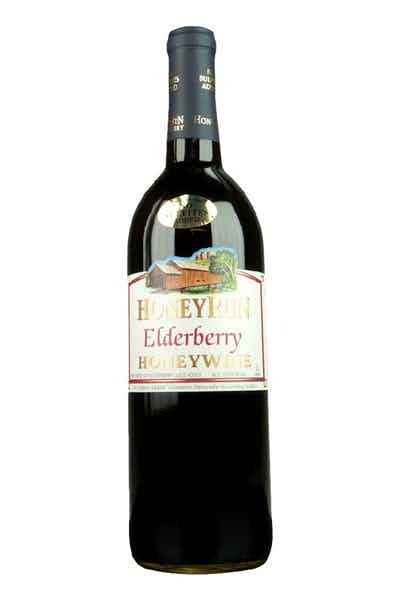 Honeyrun Elderberry Mead