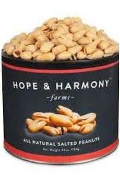 Hope & Harmony Salted Nuts