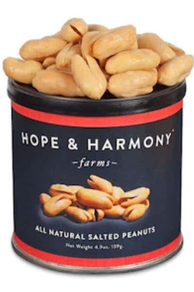 Hope & Harmony Salted Virginia Peanuts