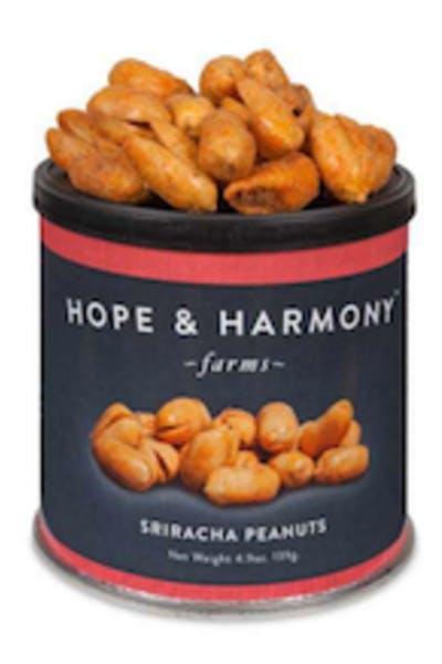 Hope & Harmony Sriracha Peanuts