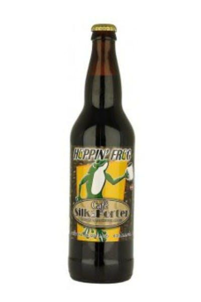 Hoppin' Frog Café Silk Porter