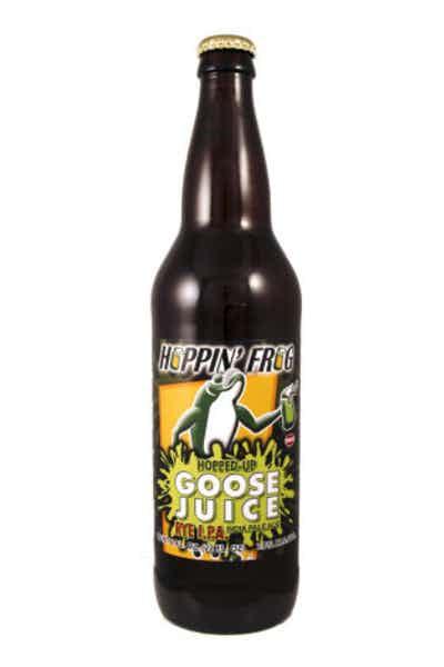 Hoppin Frog Hopped Up Goose Juice Rye IPA