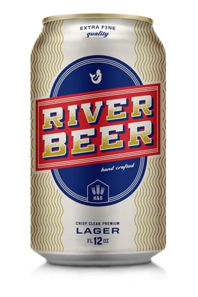 Hops & Grain River Beer
