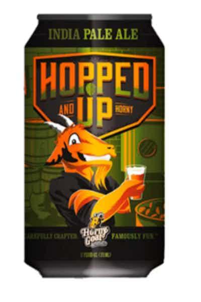 Horny Goat Hopped Up & Horny IPA