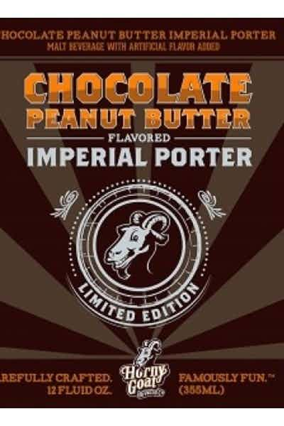Horny Goat Imperial Chocolate Peanut Butter Porter