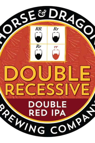 Horse & Dragon Double Recessive Double Red IPA
