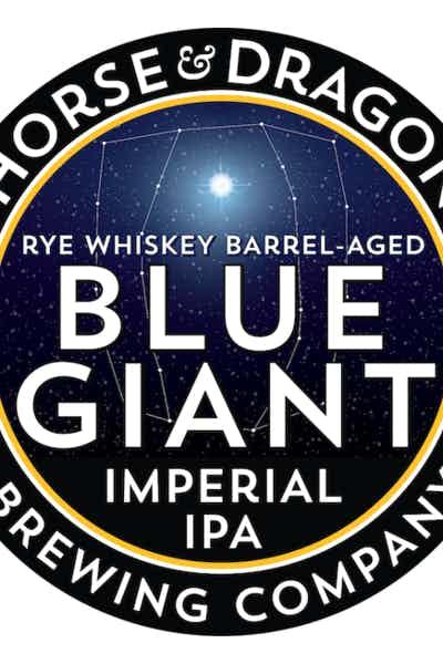 Horse & Dragon Rye Whiskey Barrel Aged Imperial IPA