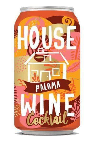 House Wine Paloma Can