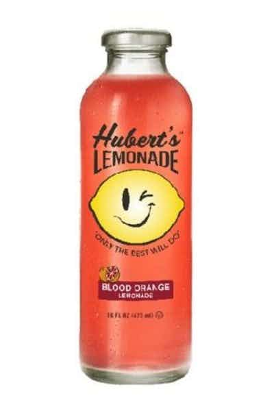 Hubert's Blood Orange Lemonade