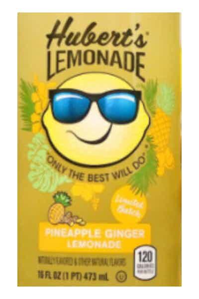 Huberts Pineapple Ginger Lemonade .