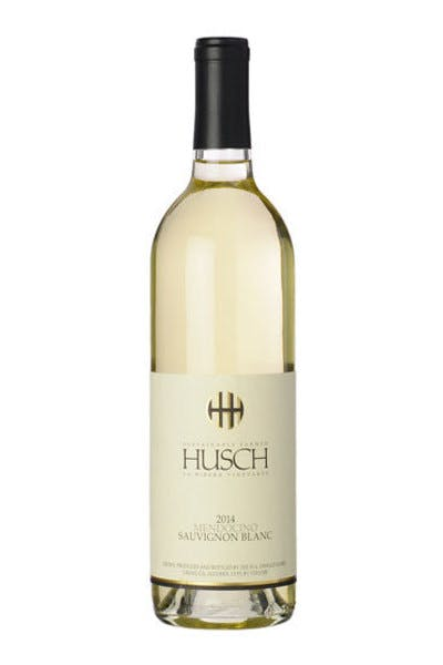 Husch Anderson Valley Sauvignon Blanc 2016