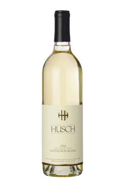 Husch Anderson Valley Sauvignon Blanc