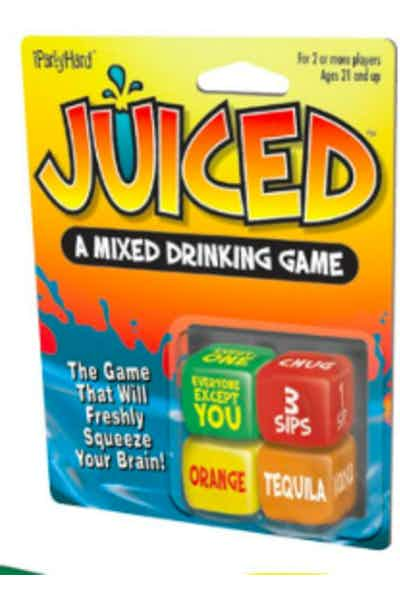 ICUP 695 Juiced Dice Game
