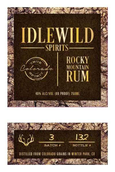 Idlewild Spirits Gold Rum