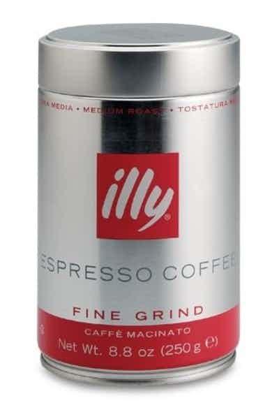 Illy Caffe Double Espresso