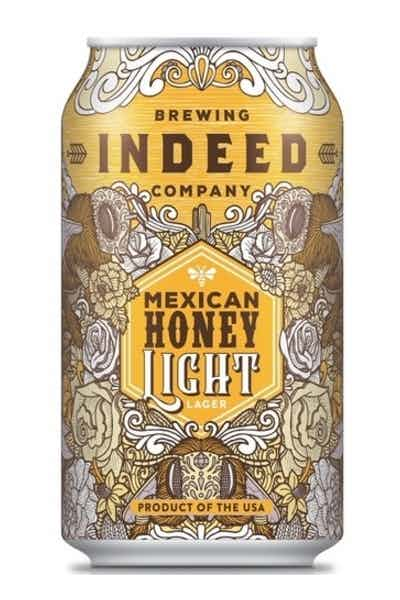 Indeed Brewing Mexican Honey Light
