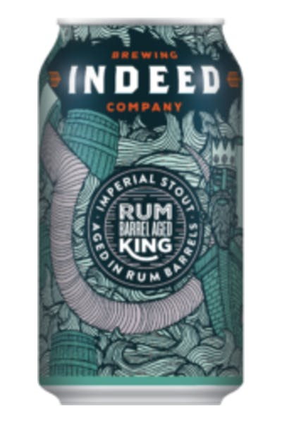 Indeed Rum King Imperial Stout