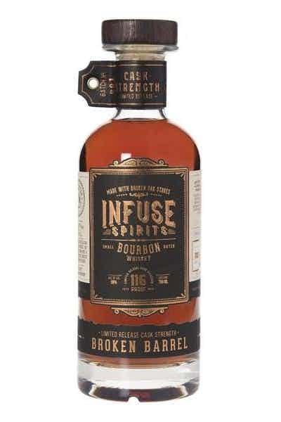 Infuse Broken Barrel Cask Strength Bourbon