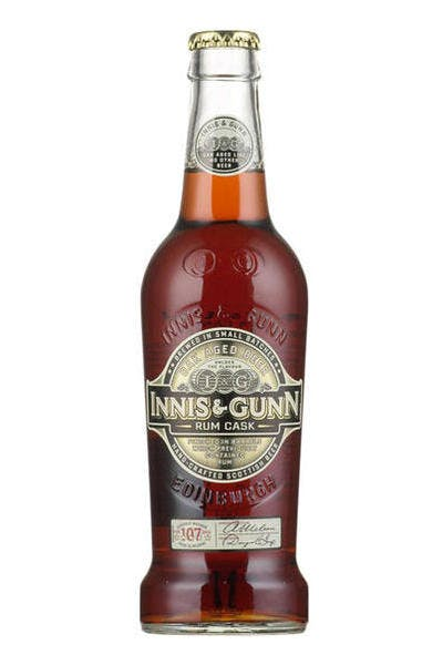 Innis & Gunn Dark Aged Oak Rum Cask Finish