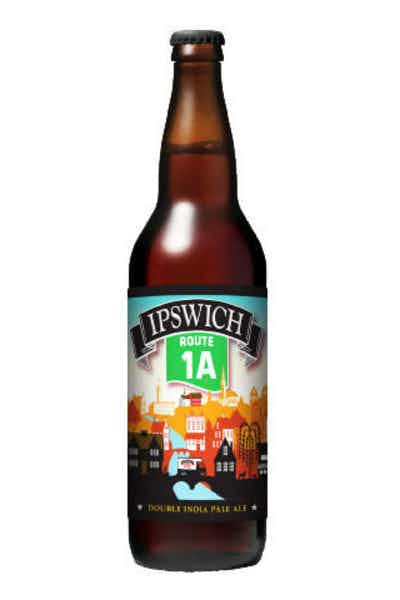 Ipswich Route 1A Double IPA