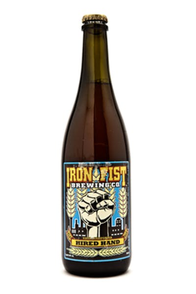 Iron Fist Gauntlet Imperial IPA