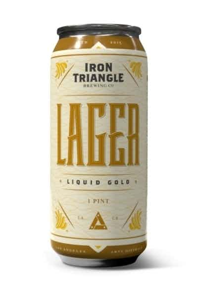 Iron Triangle Lager