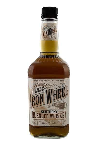 Iron Wheel Whiskey