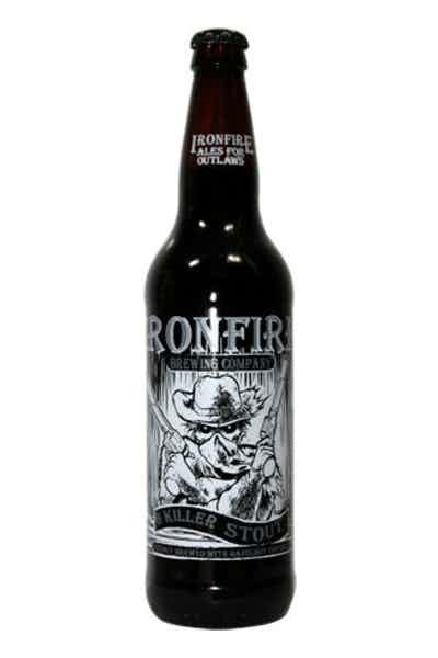 Ironfire Six Killer Stout