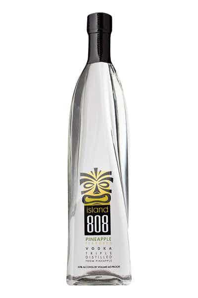 Island 808 Pineapple Vodka