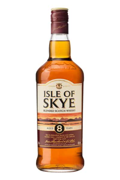 Isle Of Skye Blended Scotch 8 Year