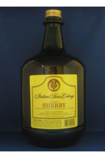 Italian Swiss Colony Sherry