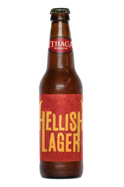 Ithaca Hellish Lager