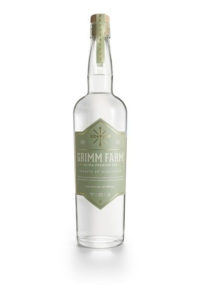 J. Carver Grimm Farm Gin