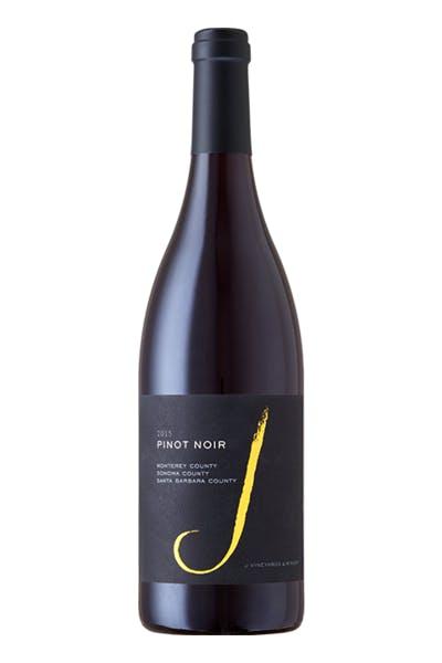 J Vineyards Pinot Noir Monterey County, Sonoma County & Santa Barbara