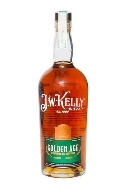 J. W. Kelly Golden Age Straight Rye Whiskey