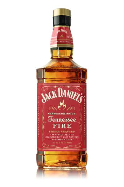 Jack Daniel's Tennessee Fire Flavored Whiskey