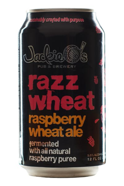 Jackie O's Razz Wheat