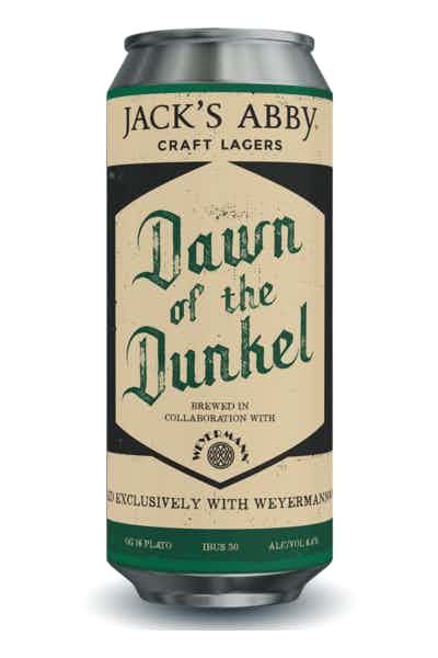 Jack`s Abby Dawn of the Dunkel